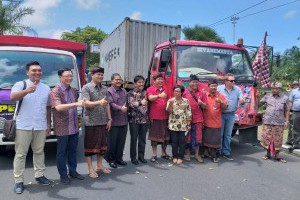Koperasi Kerta Semaya Bali Kembali Ekspor Kakao Fermentasi ke Prancis & Jepang